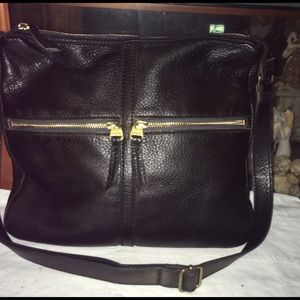 Fossil Bags - Fossil Leather Cross Body Bag